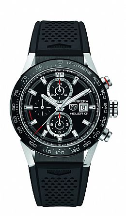 CARRERA Calibre Heuer 1 Automatic Chronograph