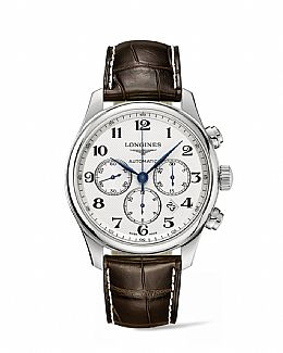 THE LONGINES MASTER COLLECTION 44mm
