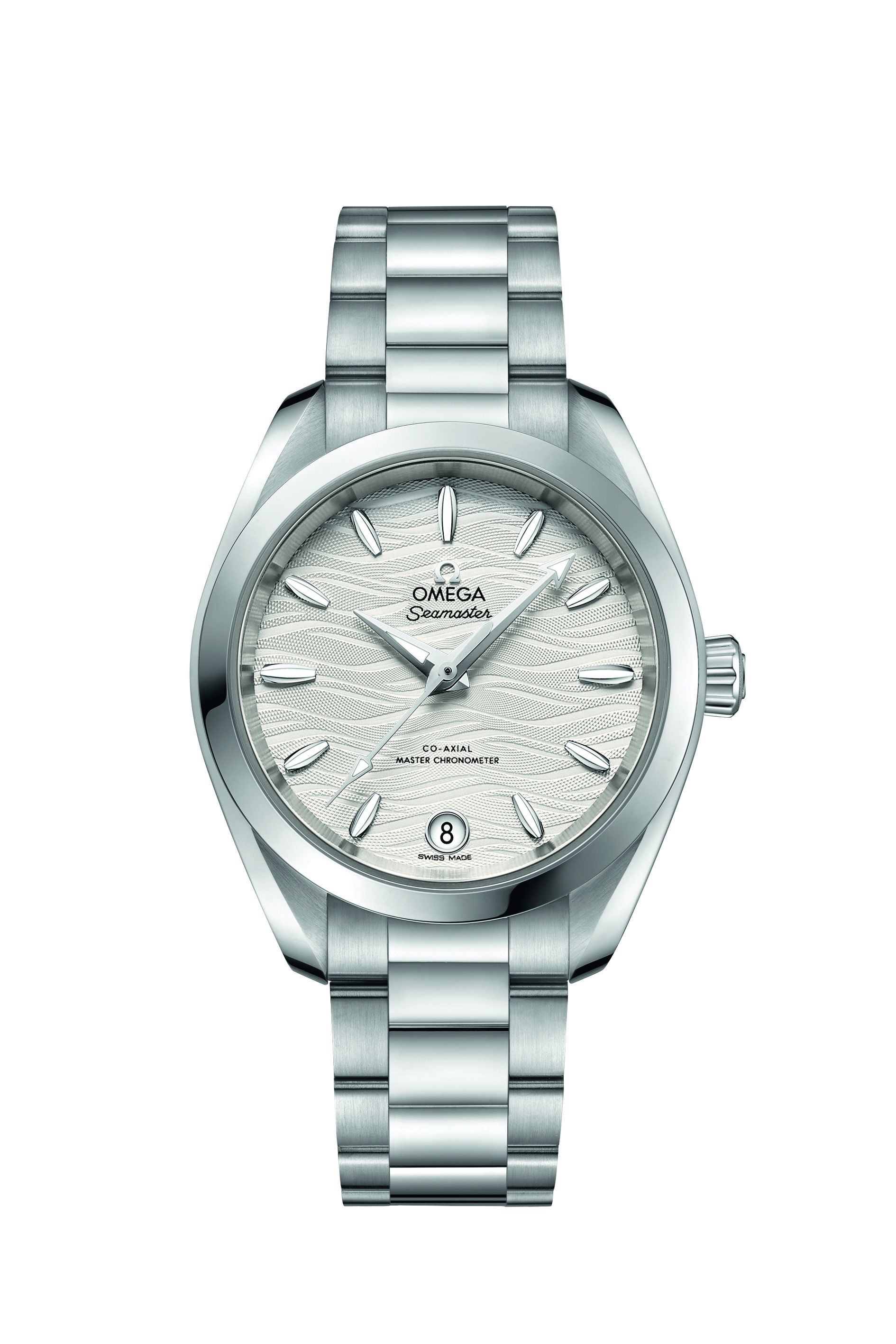 New Seamaster Aqua Terra OMEGA Co-Axial Master Chronometer