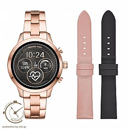 Access Runway Rose Tone Gold Smartwatch