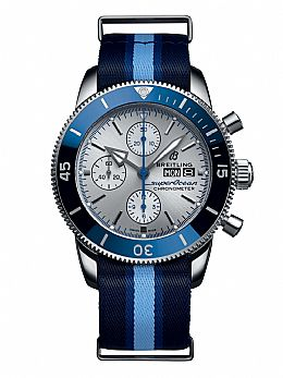 SUPEROCEAN HERITAGE CHRONOGRAPH 44 OCEAN CONSERVANCY LIMITED EDITION